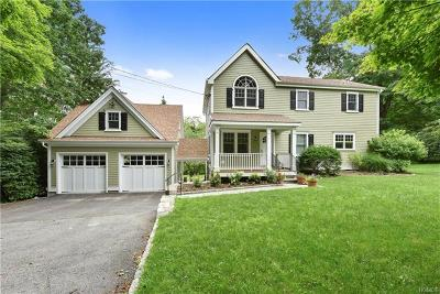Mount Kisco Single Family Home For Sale: 21 Dogwood Road