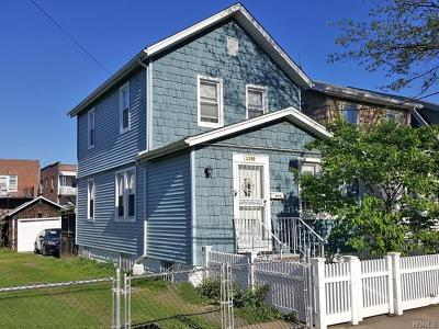 Bronx Single Family Home For Sale: 1360 Gillespie Avenue