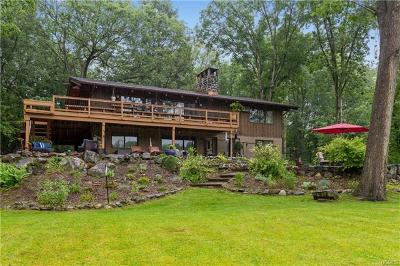 Croton-On-Hudson Single Family Home For Sale: 90 Colabaugh Pond Road