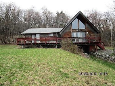 Parksville NY Single Family Home For Sale: $195,000