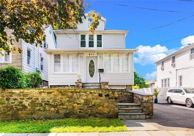 Westchester County Single Family Home For Sale: 411 Kimball Avenue