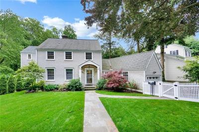 Larchmont Single Family Home For Sale: 87 Rockland Avenue