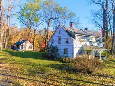 Connecticut Single Family Home For Sale: 140 Mopus Bridge Rd