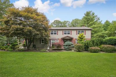 Rockland County Single Family Home For Sale: 62 Riverglen Drive