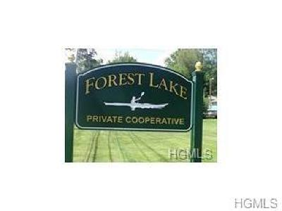 Dutchess County Co-Operative For Sale: 288 Sylvan Lake Road #24 Gardi