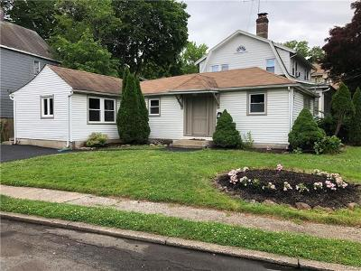 Nyack NY Multi Family 2-4 For Sale: $349,500
