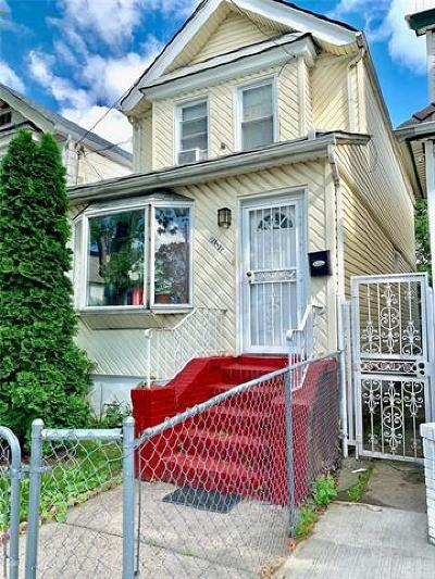 Single Family Home For Sale: 120-21 95th Avenue