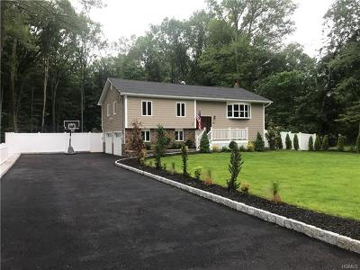 Blauvelt Single Family Home For Sale: 361 Blauvelt Road