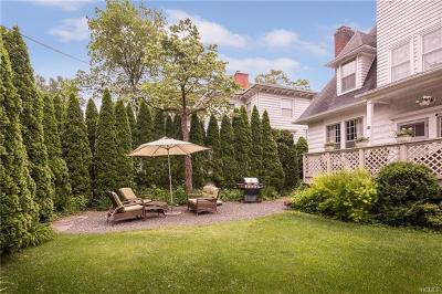 Westchester County Single Family Home For Sale: 54 Vermont Terrace