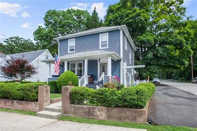 Rockland County Single Family Home For Sale: 27 Highland Avenue