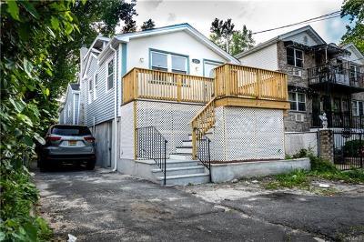 Bronx Single Family Home For Sale: 231 Betts Avenue