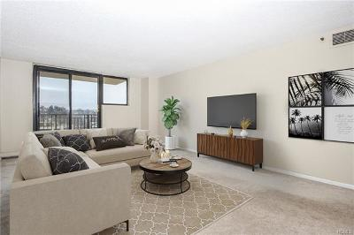 Westchester County Condo/Townhouse For Sale: 25 Rockledge Avenue #804W