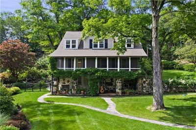 Westchester County Single Family Home For Sale: 597 Croton Avenue