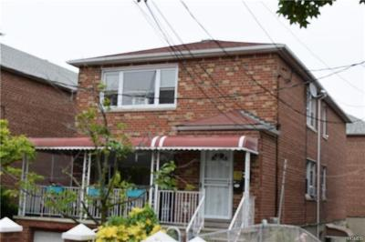 Bronx Multi Family 2-4 For Sale: 1452 Kennellworth Place