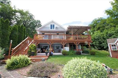 Mahopac Single Family Home For Sale: 32 Sycamore Road