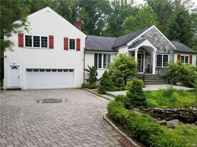 Scarsdale Single Family Home For Sale: 1154 Post Road