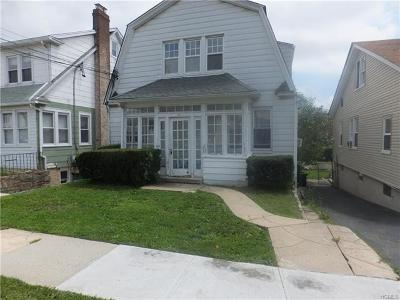 Yonkers Rental For Rent: 58 Catskill Avenue