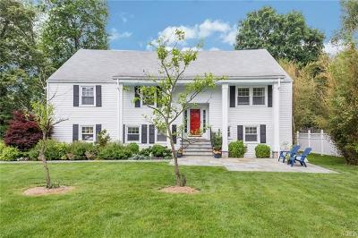 Connecticut Single Family Home For Sale: 37 Meyer Place