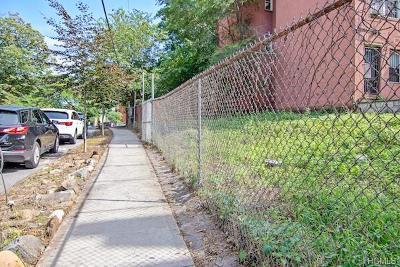 Bronx Residential Lots & Land For Sale: 3904 Orloff Street