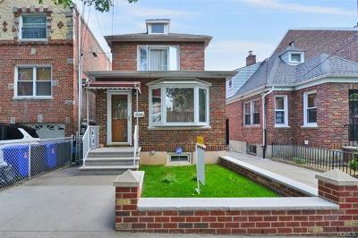 Morris Park Single Family Home For Sale: 1922 Yates Avenue