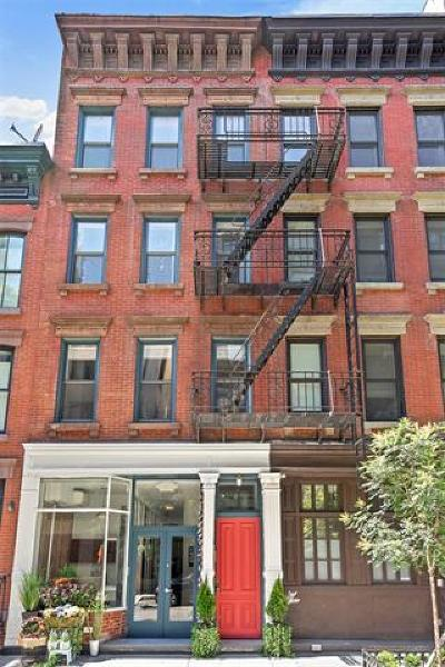 New York Multi Family 2-4 For Sale: 21 Downing Street