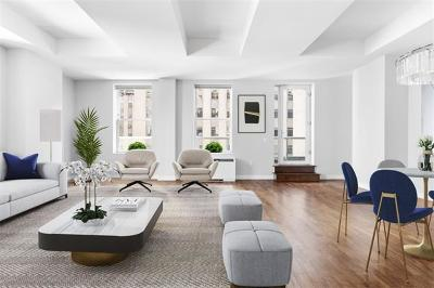 New York Condo/Townhouse For Sale: 15 Broad Street #2300
