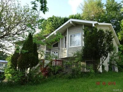 Newburgh Single Family Home For Sale: 14 Palantine Avenue