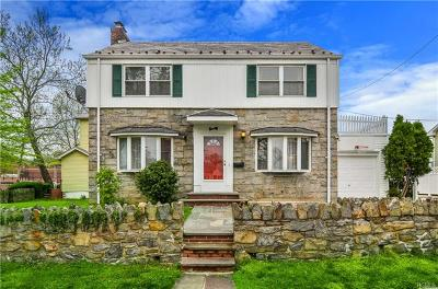 Yonkers Single Family Home For Sale: 169 Hyatt Avenue