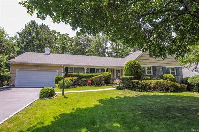 New Rochelle Single Family Home For Sale: 191 Winding Brook Road