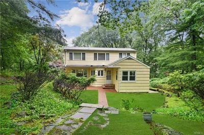 Westchester County Single Family Home For Sale: 1 Shady Road