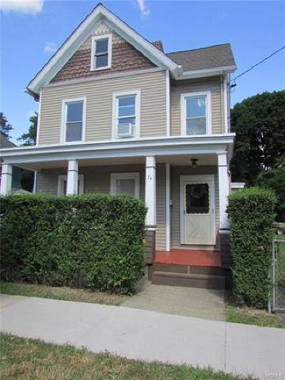 Newburgh Multi Family 2-4 For Sale: 74 Fullerton Avenue