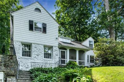 Larchmont Single Family Home For Sale: 139 Valley Stream Road West