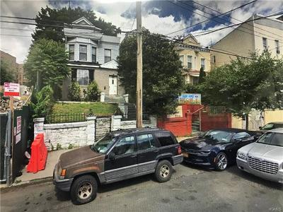 Bronx Residential Lots & Land For Sale: 2071 Ryer Avenue