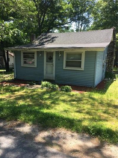 Cuddebackville Single Family Home For Sale: 10 Sweet Fern Drive