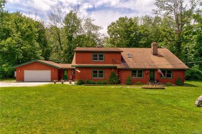 Brewster Single Family Home For Sale: 43 State Line Road