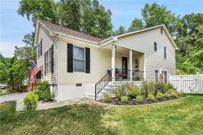 Croton-On-Hudson Single Family Home For Sale: 53 Beekman Avenue