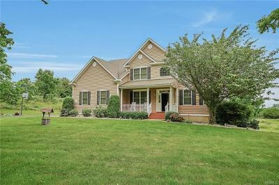 Washingtonville Single Family Home For Sale: 5 Brewster Court