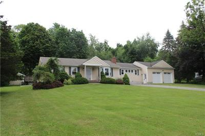 Dutchess County Single Family Home For Sale: 42 Gold Road