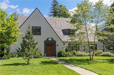 Scarsdale Single Family Home For Sale: 7 Withington Road