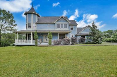 Single Family Home For Sale: 71 Eagle Crest Road