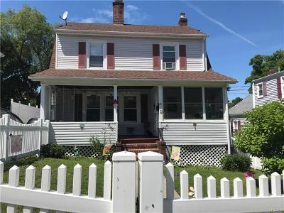 Ossining Single Family Home For Sale: 15 Madison Avenue