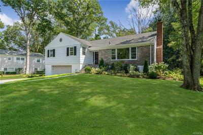 Scarsdale Single Family Home For Sale: 24 Benedict Road