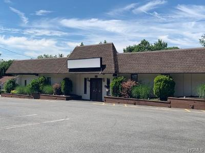 Congers Commercial For Sale: 201 North Route 9w