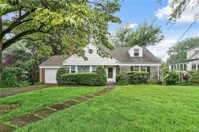 Westchester County Single Family Home For Sale: 41 Preston Avenue