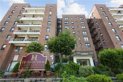 Yonkers Co-Operative For Sale: 678 Warburton Avenue #1G