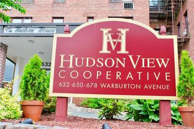 Yonkers Co-Operative For Sale: 632 Warburton Avenue #6D