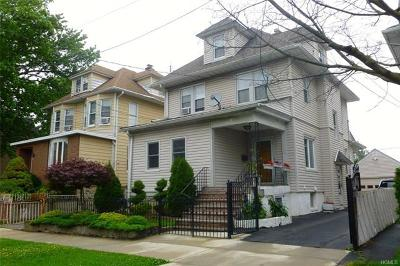 Westchester County Multi Family 2-4 For Sale: 9 Jackson Street