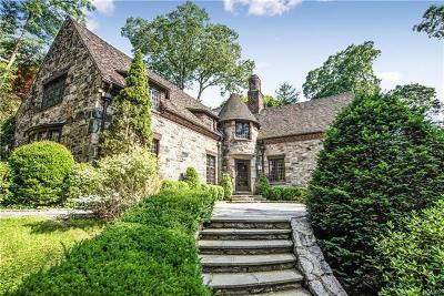 Scarsdale Single Family Home For Sale: 18 Butler Road