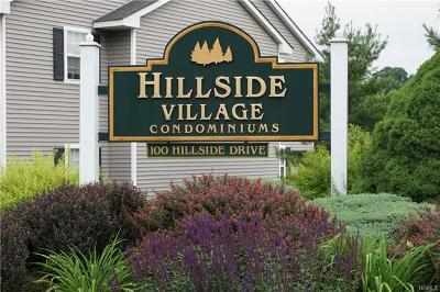 Middletown Condo/Townhouse For Sale: 100 Hillside Drive #B-16