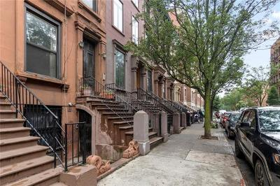 New York Multi Family 2-4 For Sale: 245 West 123rd Street